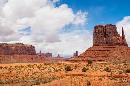 stone landscape Standard-Bild