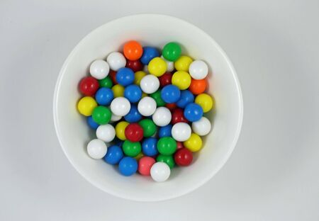 bubblegum: Bowl of bubblegum