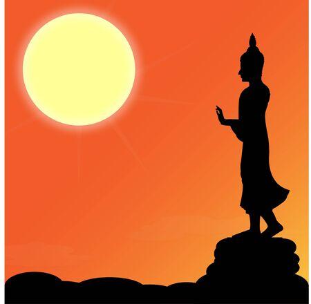 Buddha Stock Vector - 18299259
