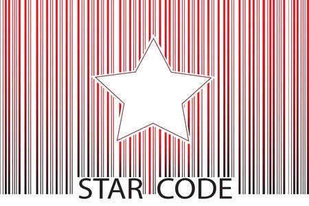 Star barcode
