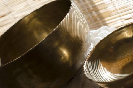 singing bowls: Tibetan Singing Bowls