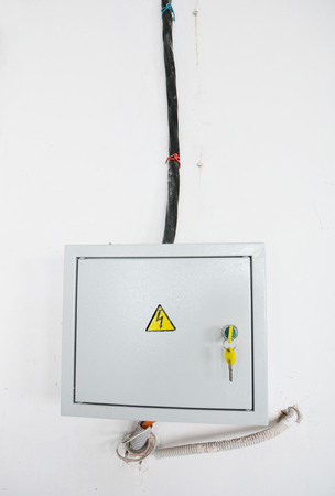 A residual-current device (RCD), or residual-current circuit breaker (RCCB), is a device that instantly breaks an electric circuit to prevent serious harm from an ongoing electric shock.
