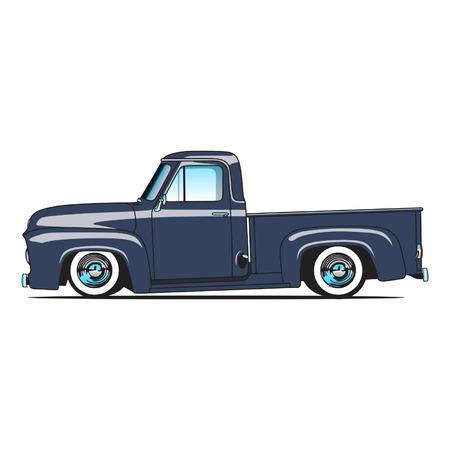 a classic: Pickup Truck