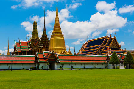 Wat Phra Kaeo, Bangkok photo