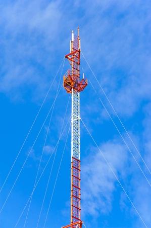 stanchion: Stanchion Phone tower signals