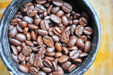 coffee beans Stock Photo - 15606358