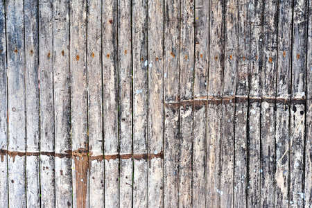 old bamboo boards background photo