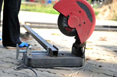 metal cutting Stock Photo - 16803012
