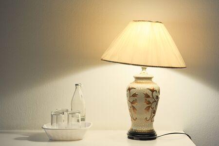 Decorative table lamp Stock Photo - 18457096