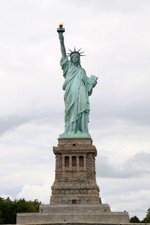 liberty island: Statua della libert�