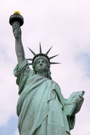 Statue of Liberty Standard-Bild