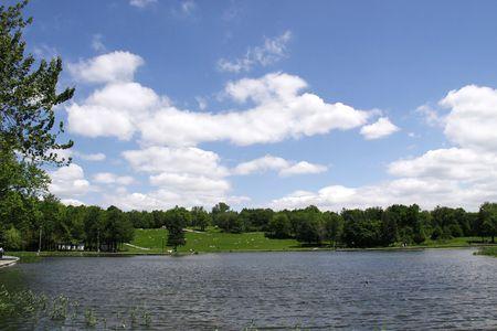 Mont-Royal Park, Montreal