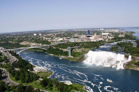 Niagara Falls, Ontario Stock Photo
