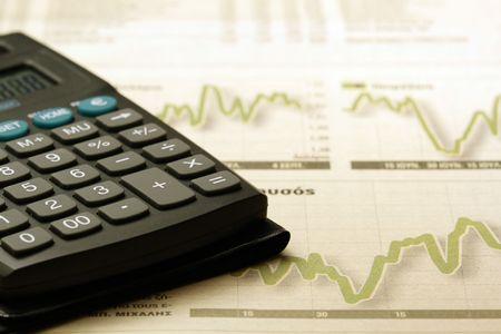Calculator Stock Photo - 5530281