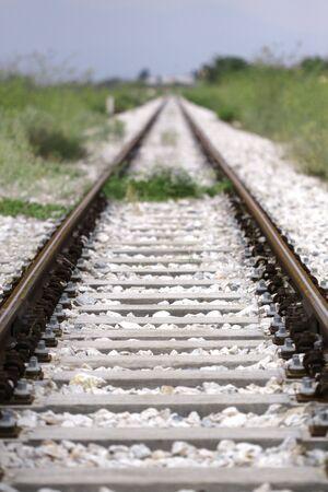 ballast: Railways