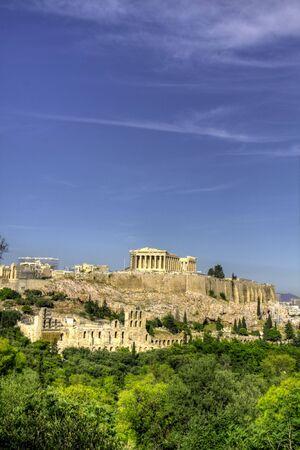 Acropolis Фото со стока - 5586924