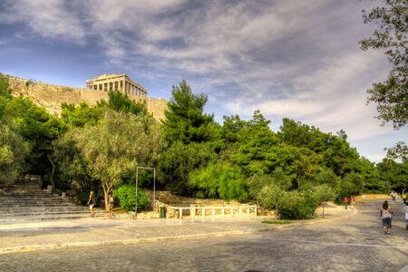 Acropolis photo
