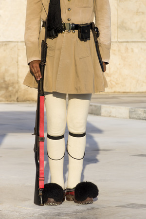 tsolias: Tsolias, Greek Presidential Guard