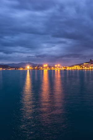 The first capital of Greece, Nafplio city