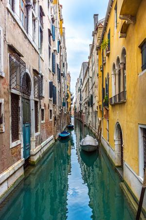 Canal in Venice, Italy Stock fotó - 124263685