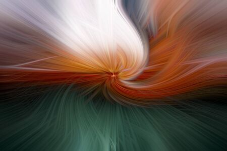 Abstract twisted fractal background,digital twirl design,abstract background Фото со стока