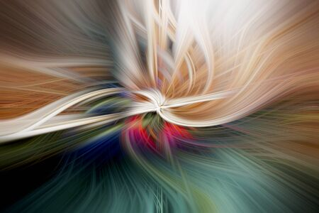 Abstract twisted fractal background,digital twirl design,abstract background Standard-Bild