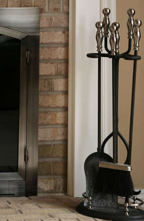 hearth and home: Fireplace Tools