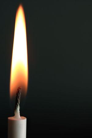 Burning Cancle