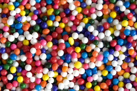 Candy Sprinkles perfect for a Background photo