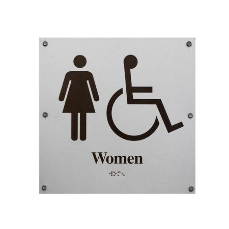 Womens Sign photo