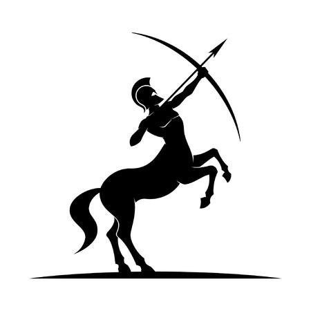 Icono del logotipo de Centauro Logos