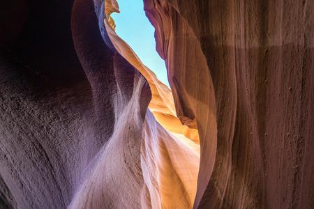 Lower Antelope Canyon, Slot Canyon in American Southwest - Arizona
