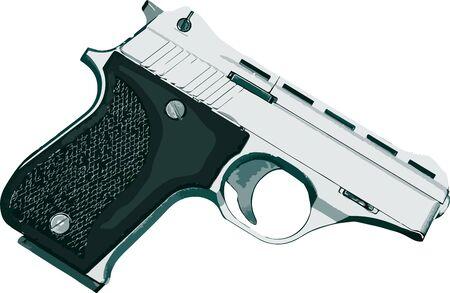 Small Handgun - Semi Automatic Pistol