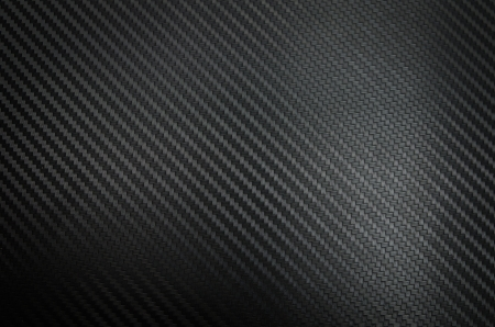 Carbon fiber texture Stock Photo