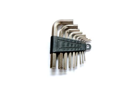 allen key: Isolationed Hex wrench, Allen Key