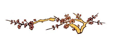 china art: China art Illustration, background for decoration