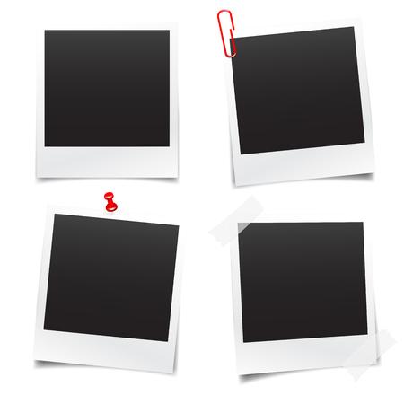 photo board: Set of Photo Frame four style