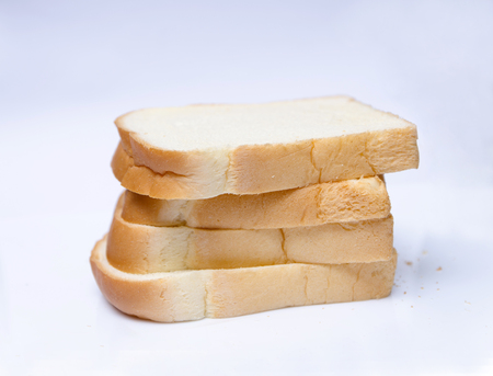 Slide bread food from nature photo