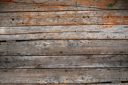 Wood background old and dirt