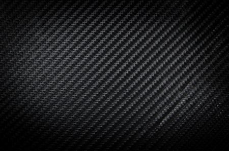 Black carbon fiber background texture, Abstract background Foto de archivo
