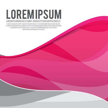 Abstracte roze en grijze achtergrond vector illlustration