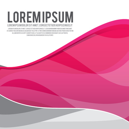 Abstract pink and grey background vector illlustration