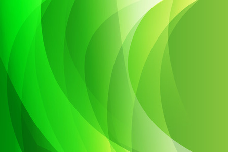 Vivid green abstract background texture  Ilustrace