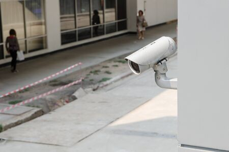 CCTV camera for security system
