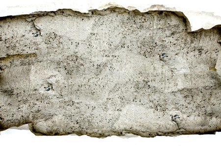 muro rotto: Crack di cemento sfondo astratto, muro rotto Archivio Fotografico