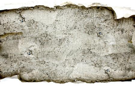 broken wall: Romper hormig�n fondo abstracto, pared rota Foto de archivo