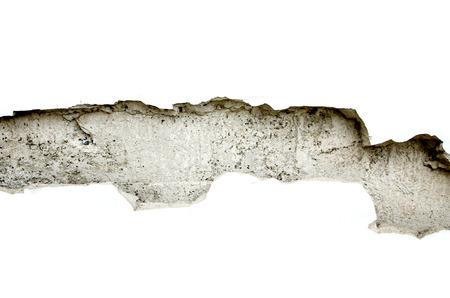 Crack beton abstracte achtergrond, gebroken muur Stockfoto
