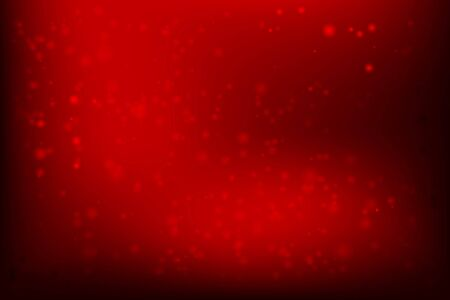 snow fall: Abstract blur snow fall background, night light, christmas background vector illustration Illustration