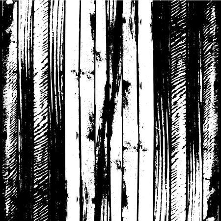 traced: Traced black and white wood grain abstract baclkground vector illustration