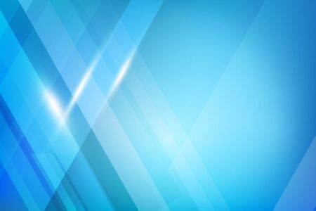 Blue Abstract background geometry shine and layer element vector illustration eps10